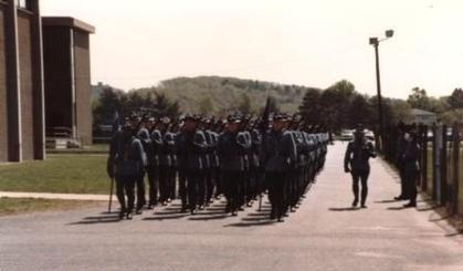 Mass State Police Academy 65th RTT Class of 1983, Framingham, MA