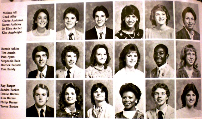 Northside High School Band - 1964-1965