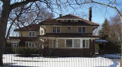 Percy Julian 515 N East Ave Oak Park