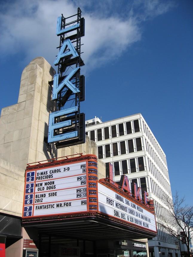 Lake Theatre today