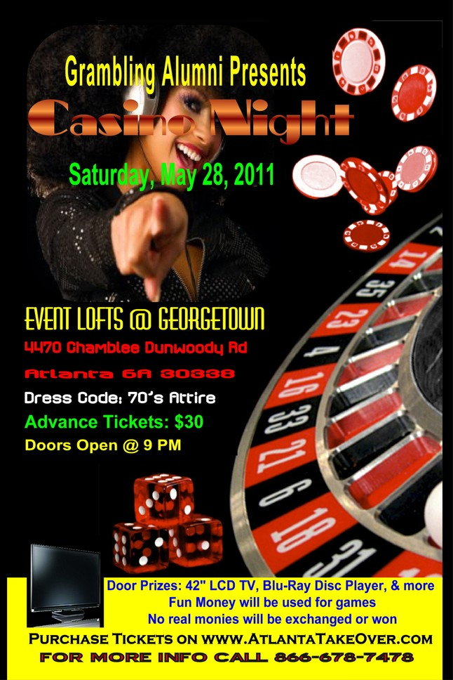 Grambling Alumni Casino Night