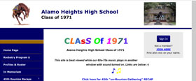 Alamo Heights High School