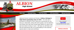 Albion Senior High School