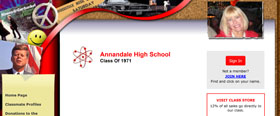 Annandale High School