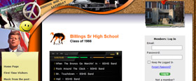 Billings Sr High School