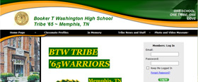 Booker T Washington High School Tribe '65 ~ Memphis, TN
