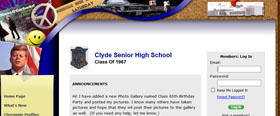 Clyde Senior High School