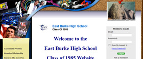 East Burke High School