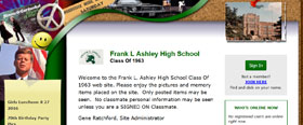 Frank L Ashley High School