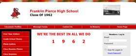 Franklin Pierce High School
