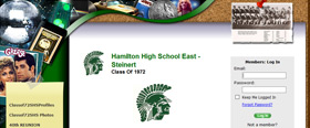 Hamilton High School East - Steinert