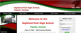 Highland Park High School, Topeka, Kansas
