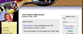 John Adams High School