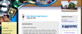 Mark Morris High School