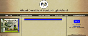 Miami Coral Park Senior High School