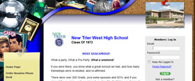 New Trier West High School