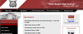 Palm Beach High School