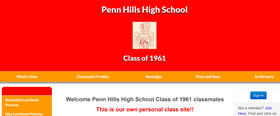 Penn Hills High School