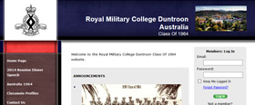 Royal Military College Duntroon Australia