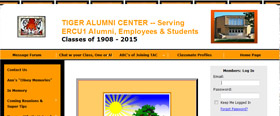 TIGER ALUMNI CENTER -- Serving ERCU1 Alumni, Employees & Students