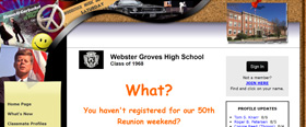 Webster Groves High School