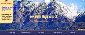 Box Elder High School