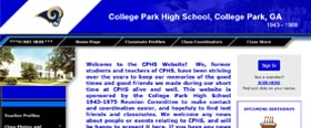 College Park High School, College Park, GA